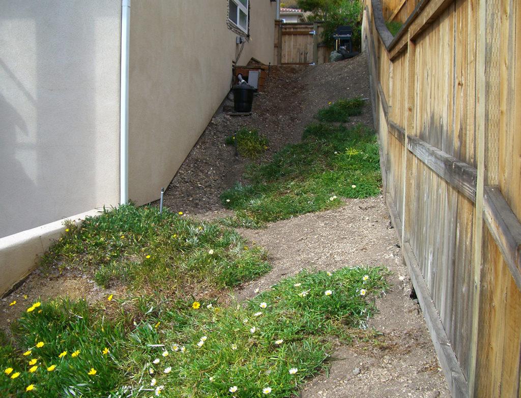 Sideyard Remodel 2