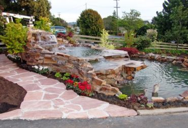 Water Feature Designs By Experts
